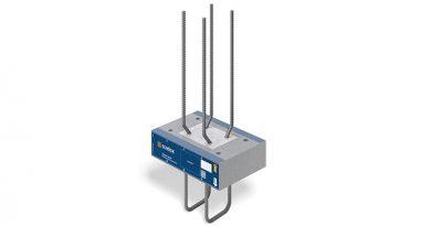 Der Sconnex Typ W ist vom Passivhaus Institut als Passivhaus-Komponente zertifiziert und wird auf Geschossdecken beziehungsweise Bodenplatten am Wandfuß oder unterhalb von Geschossdecken am Wandkopf eingesetzt. Foto: Schöck Bauteile GmbH