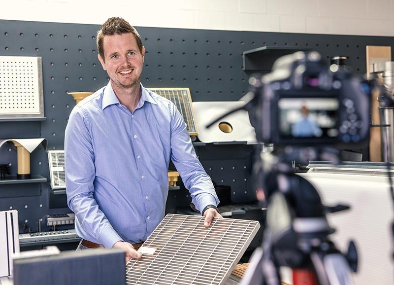 Experten live: Dominic Kortenbusch aus der Sita Anwendungstechnik